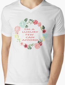 I'm A Luxury Few Can Afford Mens V-Neck T-Shirt