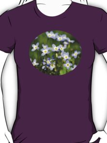 Country Wildflowers T-Shirt