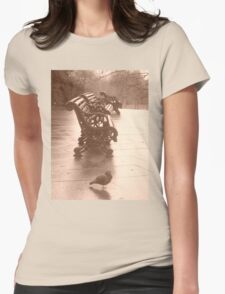 Greenwich Park Womens Fitted T-Shirt