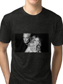 Straight Outta Spuffydale! Tri-blend T-Shirt