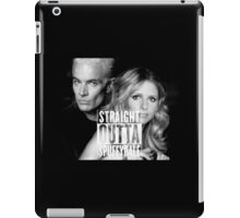 Straight Outta Spuffydale! iPad Case/Skin