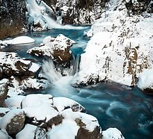 Blue Falls by martyncampbell