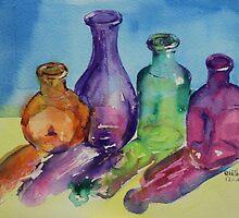 bottled sunshine by christine purtle