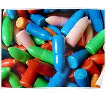 Bubble Gum Bullets Poster