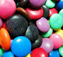 Giant Smarties by elsha