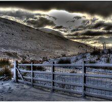 Snow Mountain by Derek Dobbie