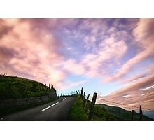 Road to Heaven - Ireland Photographic Print