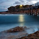 The Bridge to the Bare Island by Andi Surjanto