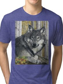 Alpha Male Tri-blend T-Shirt