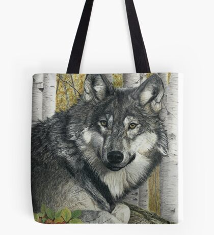Alpha Male Tote Bag