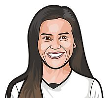 Ali Krieger, USWNT by futballers