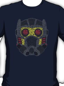 Star Lord Typography T-Shirt