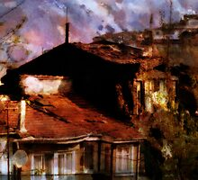Old Istanbul by Dariusz Gudowicz