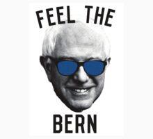 Feel the Bern Bernie Sanders by flippinsg