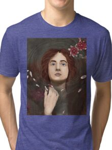 Ophelia  Tri-blend T-Shirt