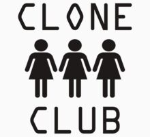 Orphan Black - Clone Club by dellycartwright