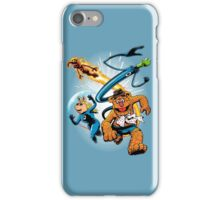 The Muptastic Four iPhone Case/Skin