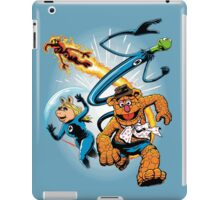 The Muptastic Four iPad Case/Skin