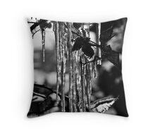 We come from the land of the ice and snow..... Throw Pillow