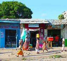 Nairobi, Africa by Atanas Bozhikov NASKO