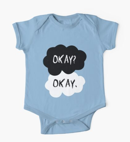 The Fault In Our Stars - Okay One Piece - Short Sleeve