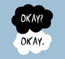 The Fault In Our Stars - Okay Womens Fitted T-Shirt