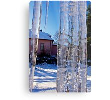 ice bars do not a prison make Metal Print