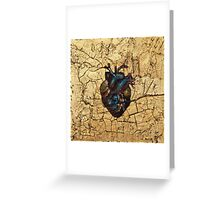 """""""Choosing Not to Love is Choosing Not to Live"""" Greeting Card"""