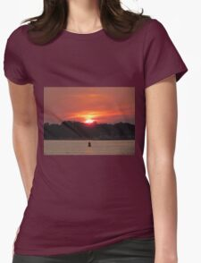 Sunset At Wrightsville Beach T-Shirt