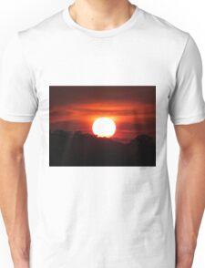 Carolina Sunset Unisex T-Shirt