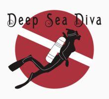 "SCUBA ""Diva"" by SportsT-Shirts"