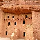 Pueblo Cliff Dwellings, Manitou Springs, Colorado by TonyCrehan