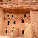 Pueblo Cliff Dwellings, Manitou Springs, Colorado by TonyCrehan