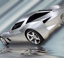 Stingray Concept by Stephen Warren