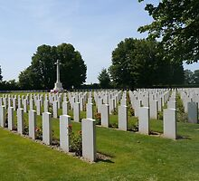 British Military Cemetery by franceslewis