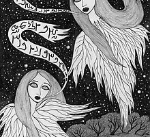 Two Ghosts by Bethy Williams
