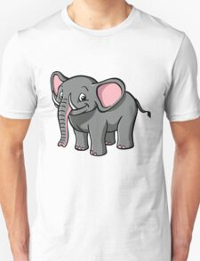 Cartoon elephant T-Shirt