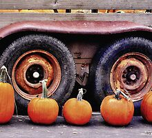 Somethin for a Pumpkin  by Donnie Voelker