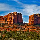Watch for (Red) Rocks 1 by Bryan D. Spellman