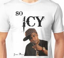 "Gucci ""SO ICY ENT."" Offical Rep Tee Unisex T-Shirt"