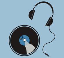 Music DJ Baby Tee