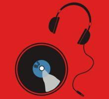 Music DJ One Piece - Short Sleeve