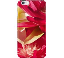 Pink & White Silks #4 iPhone Case/Skin