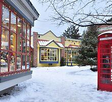 Christmas in Quebec by Wanda Dumas