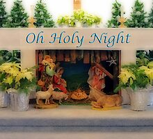 Oh Holy Night by mnkreations