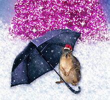 Christmas Eve (cropped) by Elizabeth Burton