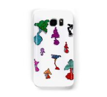 The Shroomgang II || California Mushrooms Original Sticker Samsung Galaxy Case/Skin