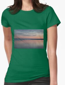 On The Horizon Womens Fitted T-Shirt