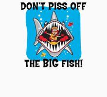 "Scuba ""Don't Piss Off The Big Fish"" Unisex T-Shirt"