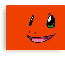 Pokemon - Charmander Canvas Print